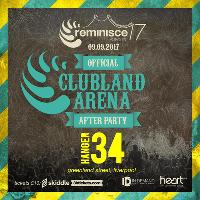 Reminisce Festival Clubland Afterparty