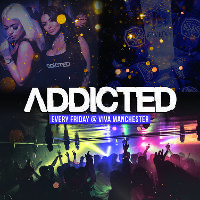 Addicted Fridays - £2.50 Doubles
