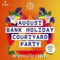 August Bank Holiday Courtyard Party