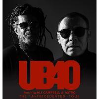 MRF Presents - UB40 feat Ali Campbell & Astro LIVE