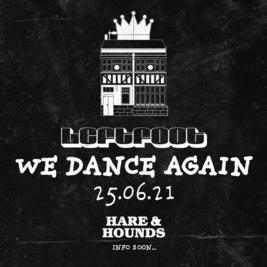 Leftfoot presents We Dance Again