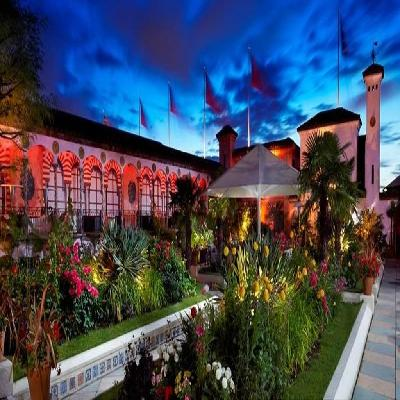 Socialising On The Rooftop With Welcome Drink | The Roof Gardens London |  Sat 23rd September 2017 Lineup