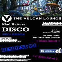 Mad Hatters Fancy Dress Disco