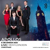 Live From London Christmas - Apollo5