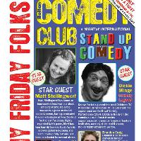 Bolton Comedy Club