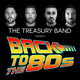 Back to the 80s LIVE BAND