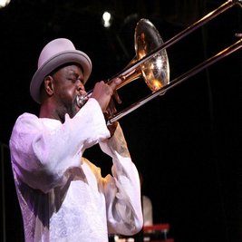 Craig Harris and Harlem Nightsongs - Guest Artist - TK Blue
