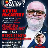 Coastal Comedy with fantastic headliner Kevin McCarthy!