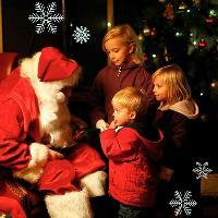 Santa Experience at Walby Farm Park