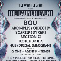 LifeLike Presents The Launch Event -  Saturday 3rd February 2018