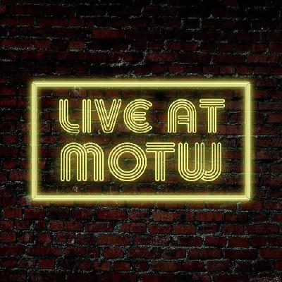 Live at MOTW - Indigo Bay / Luke J west / Bad Fettle