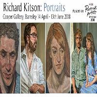 Portraits Workshop with Richard Kitson