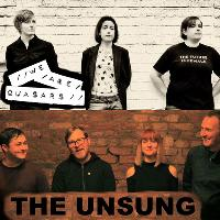Wearequasars & The Unsung - Album Launches