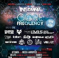 Insomnia presents Core Frequency