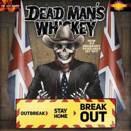 DEAD MAN'S WHISKEY live @B2 Norwich