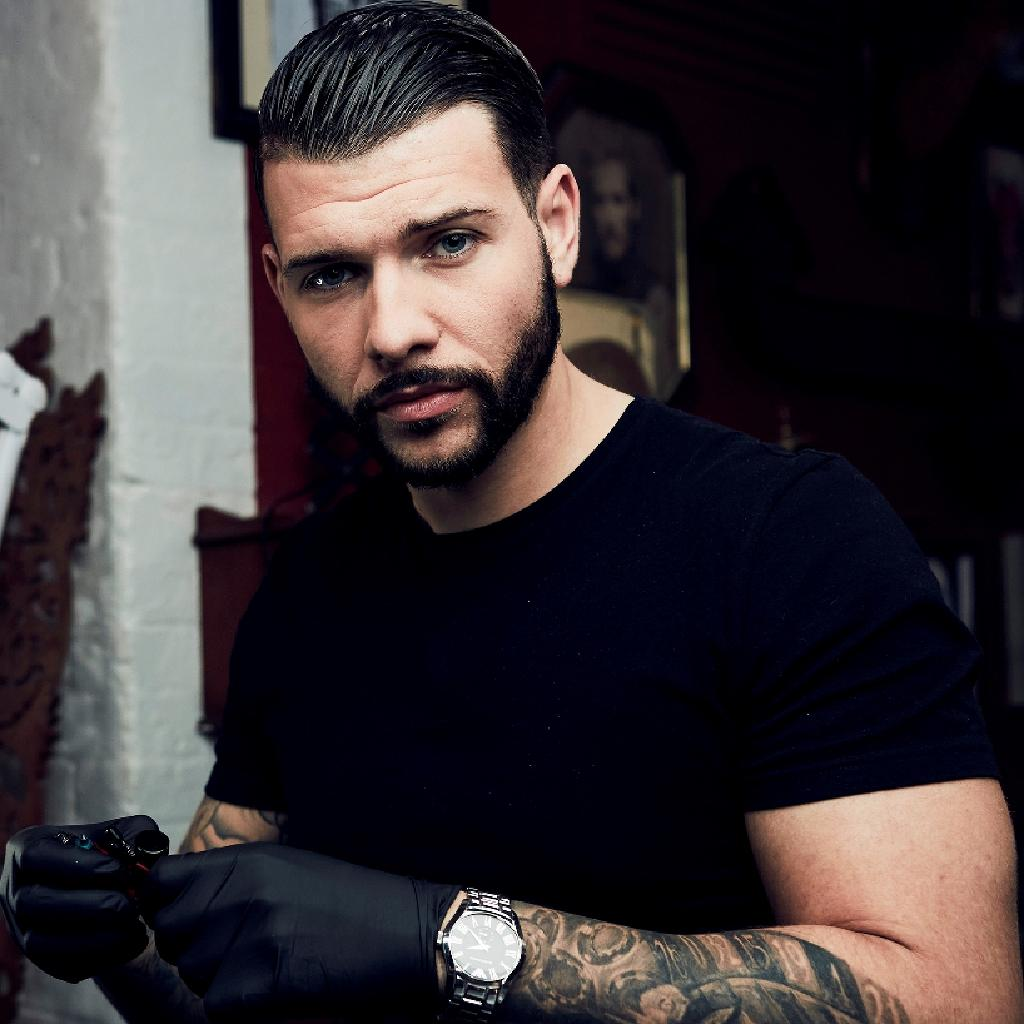 Jay Hutton Tattoo Fixers