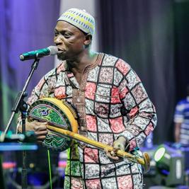Atongo Zimba + support from Linos Wengara