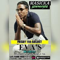 Masicka Live @Evas Reading