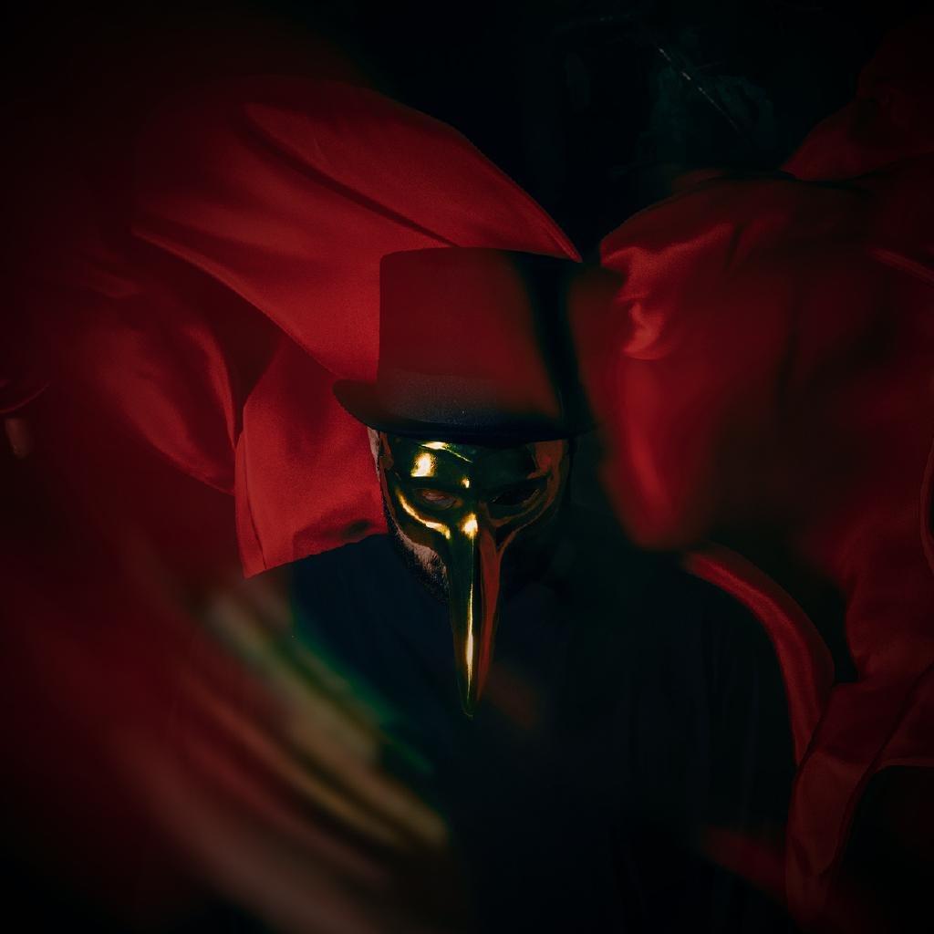 SWG3 Presents: Claptone