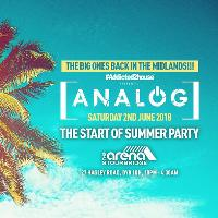 Addicted2house Presents ANALOG (London) - Start Of Summer Party