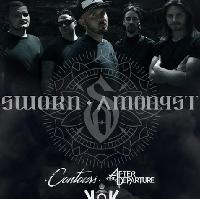 Sworn Amongst, Contours, After The Departure, Killer Of Kings