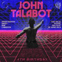 Inside Moves 4th Birthday w/ John Talabot
