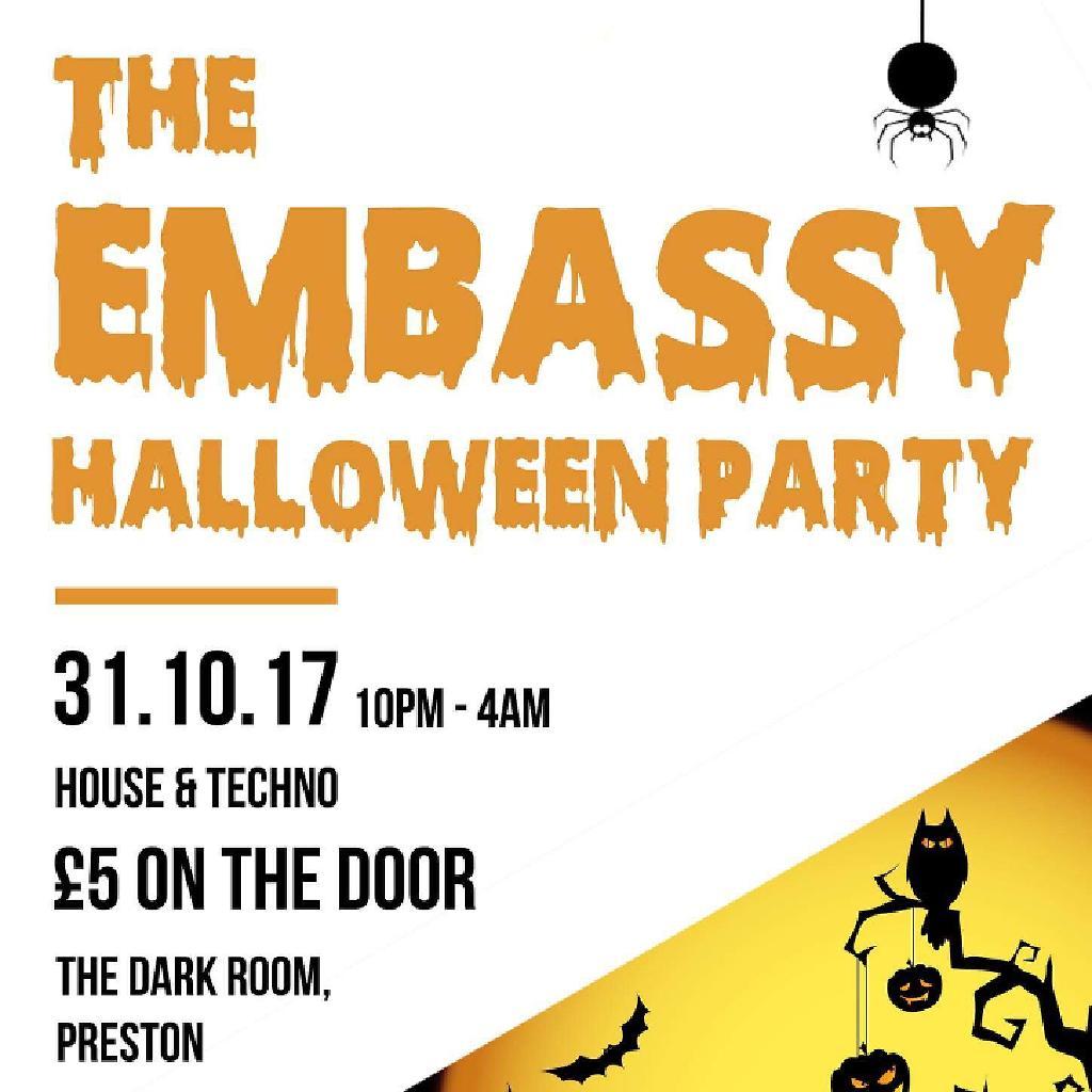 Embassy Halloween Special