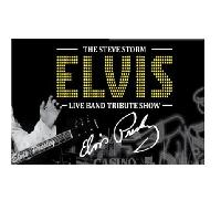Elvis - Tribute (The Steve Storm Elvis Live Band Tribute Show)