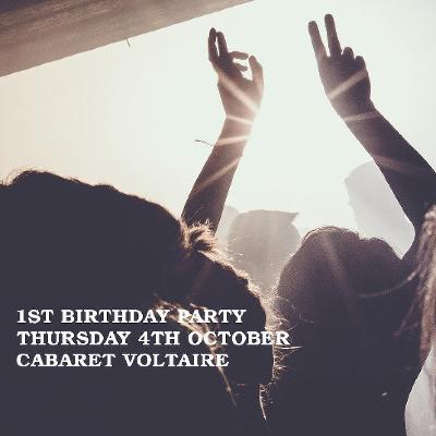 Underground Society XXVII: 1st Birthday Party