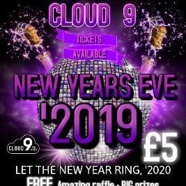 New Year's Eve Tickets | The Lounge And Cloud 9 Barrow-in-Furness  | Tue 31st December 2019 Lineup