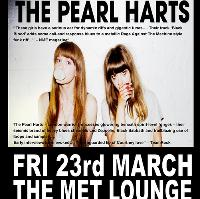 Pearl Harts + Dirty Days + Tantris