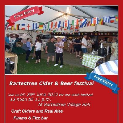 Bartestree Village Cider & Beer Festival