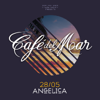 Cafe Del Mar Sunday Sessions - ANGELICA LAUNCH PARTY