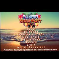 Eu4ria Beach Party