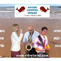 Sunday lunch with the Moore Browne Wales Band