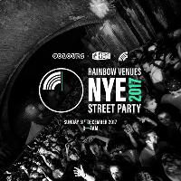 Rainbow NYE - 2017 STREET PARTY - FULL SITE SHOW