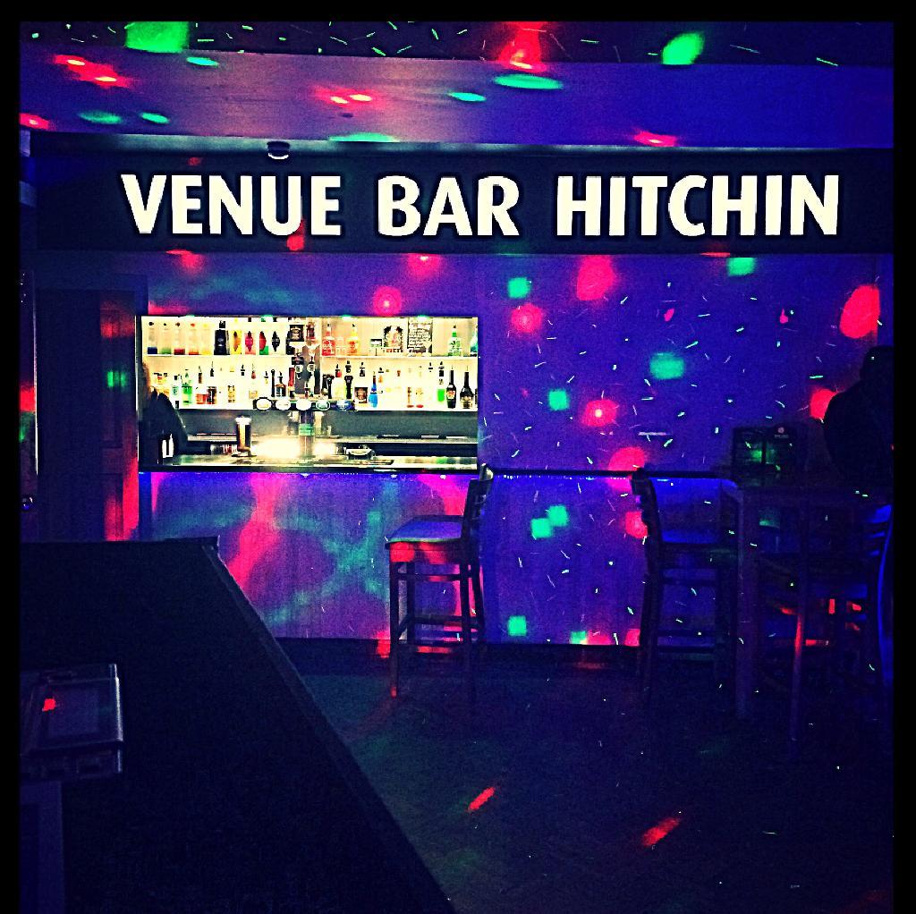 Foot soldiers at Venue Bar 63 Bancroft Hitchin Sg51ll
