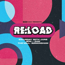 weird science presents re:load
