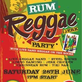 Reggae on the Rocks!