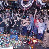 Brixton indie-disco pop party