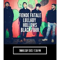 Amersham Arms Presents: Fiende Fatale + Lullaby + More