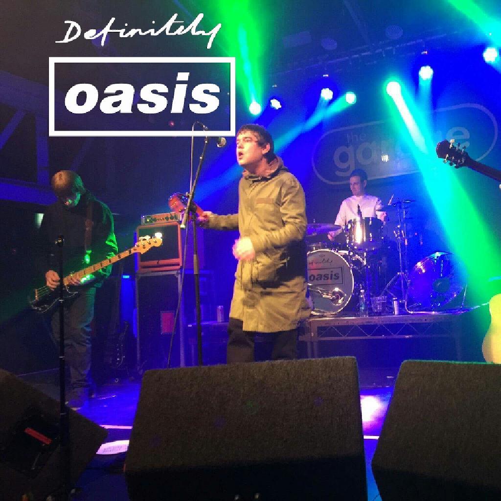Definitely Oasis - Oasis tribute Wrexham