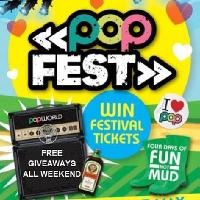 Pop Fest- Saturday