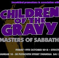Children of the Gravy - Live @ Hangar 18 Music Venue - Swansea
