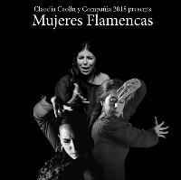 Mujeres Flamencas, Claudia Caolin Y Compania