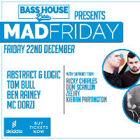 Bass House Bible - Mad Friday Edition