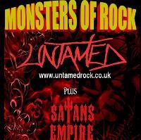 Untamed + Satans Empire