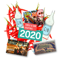 Portsmouth Chilli & Gin Festival 2020 - Sunday Tickets