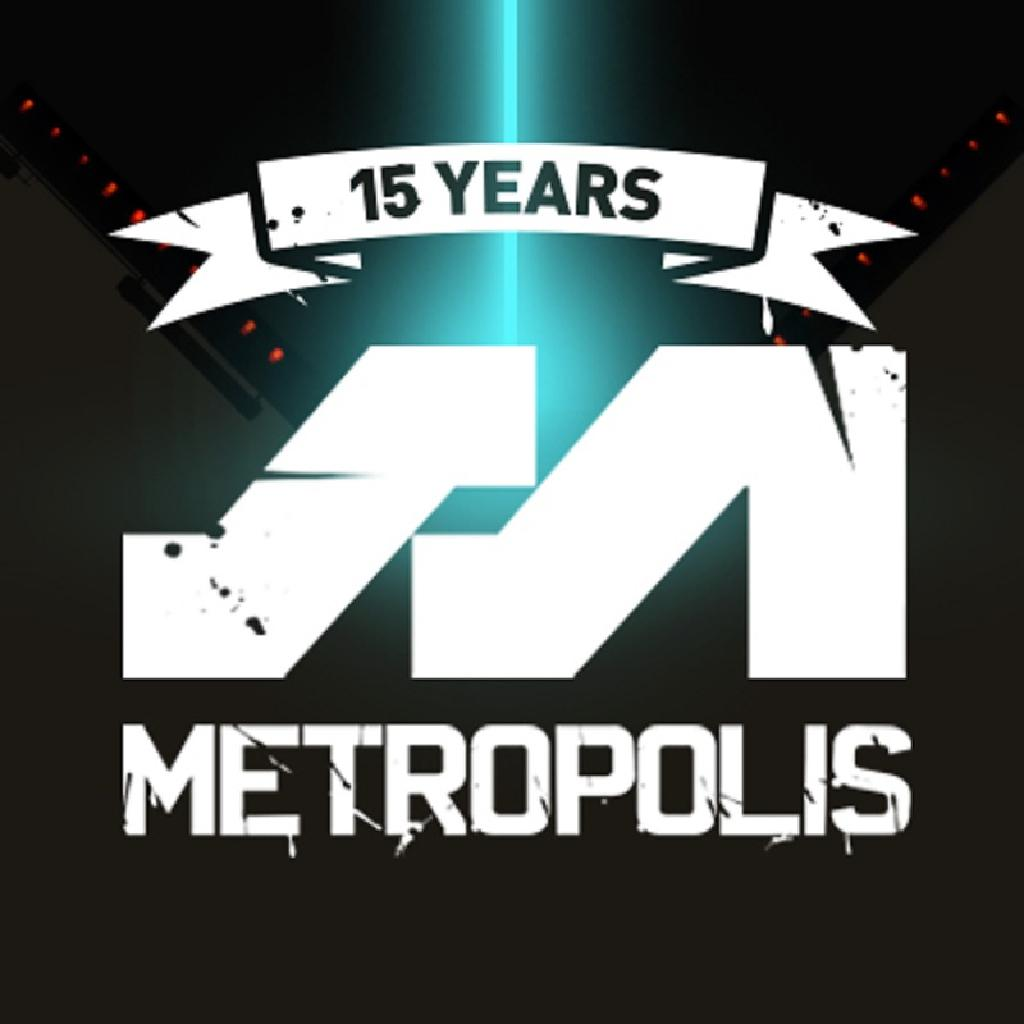 15 years of Metropolis Tickets   Manchester Academy 2 Manchester   Fri ...