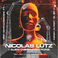 AC #1: Nicolas Lutz + Alien Communications